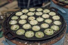 thai sweetmeat Royaltyfri Bild