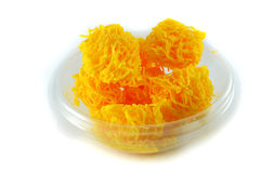 Thai sweetmeat in  box Stock Image