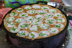 Thai sweetmeat Royalty Free Stock Photography