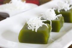 Thai sweetmeat 1 Royalty Free Stock Image