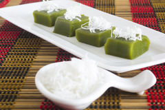 Thai sweetmeat 3 Stock Photos