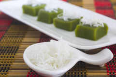Thai sweetmeat 4 Stock Photo