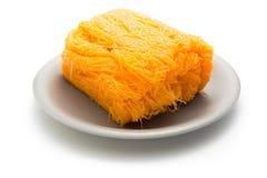 Thai sweetmeat dessert Royalty Free Stock Image