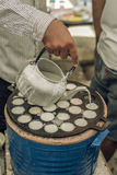 Thai sweetmeat Royalty Free Stock Photos