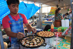 Thai Sweetmeat Royalty Free Stock Images