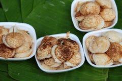 Thai sweetmeat Royalty Free Stock Image