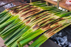 Thai sweetmeat Stock Images