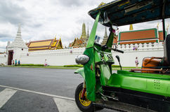 Thai Taxi Royalty Free Stock Photography