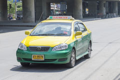 Thai taxi Royalty Free Stock Images