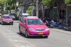 Thai taxi Royalty Free Stock Photos