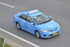 Thai taxi Stock Images