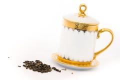 Thai tea mug Stock Image