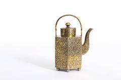 Thai teapot Stock Photo