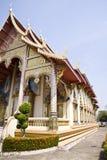 thai tempel Royaltyfria Foton