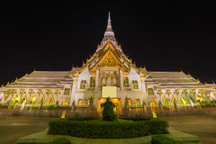 thai tempel Royaltyfria Bilder