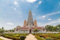 thai tempel Arkivfoton