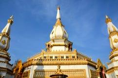 Thai tempelwat Royaltyfri Foto