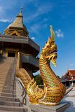 Thai temple Stock Image