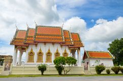 Thai temple. Stock Image