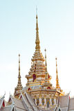 Thai temple. Stock Photography