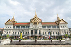 Thai temple Royalty Free Stock Photos