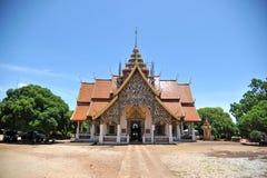 Thai temple Stock Image