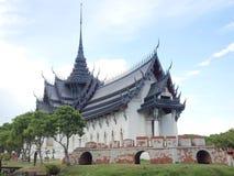 Thai temple. Architecture asia buddhism Stock Photos
