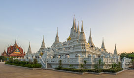 Thai Temple. Ancient Thai temple in Thailand Royalty Free Stock Photos