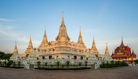 Thai Temple. Ancient Thai temple in Thailand Royalty Free Stock Photo