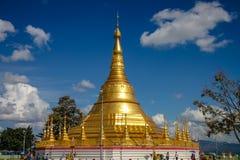 Thai temple Stock Photography