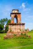 Thai temple in ayutthaya Stock Photography