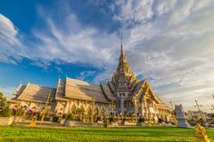 Thai temple Royalty Free Stock Photo