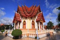 Thai temple Royalty Free Stock Photos