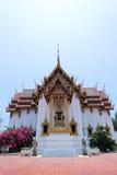 Thai temple. Beautiful Thai temple for travel Stock Image