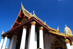 Thai temple Royalty Free Stock Images