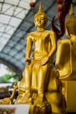 Thai temple. Buddha statue in Thai temple Royalty Free Stock Photography
