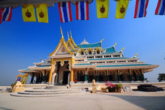 Thai temple. Stock Images