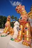 Thai temple;budhist temple Stock Image