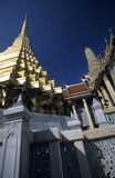 Thai temple chedi Royalty Free Stock Photography
