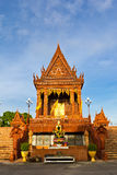 Thai Temple church. Temple church in bangkok thailand stock image