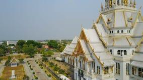 Thai temple church Stock Photography