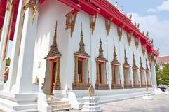 Thai temple church Royalty Free Stock Photo