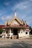 Thai Temple Church Royalty Free Stock Images