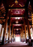 Thai temple church Royalty Free Stock Image