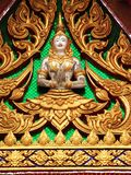 Thai Temple detail Royalty Free Stock Images