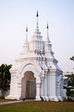 Thai temple gate Stock Photos