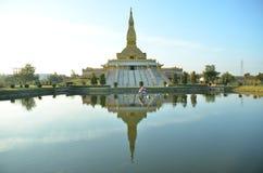 The Lotus stupa Stock Photos