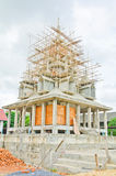 Thai temple, Khonkaen Thailand Royalty Free Stock Photo