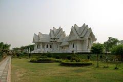 Thai temple in Lumbini Royalty Free Stock Image
