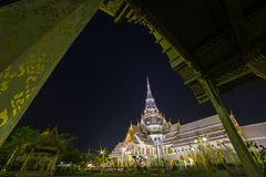 Thai temple Royalty Free Stock Image